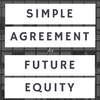 SAFE (Simple Agreement for Future Equity)
