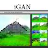 iGAN (interactive GAN)